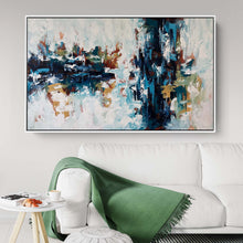 Load image into Gallery viewer, The Waterfall 3 - 152x92 cm - Original Painting
