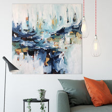 Load image into Gallery viewer, Chasing A Dream - 102x102 cm - Original Painting
