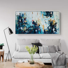Load image into Gallery viewer, Gravitate - 152x76 cm - Original Painting