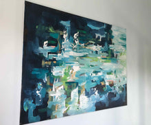 Load image into Gallery viewer, Soundless Landscape - 122x90 cm - Original Painting