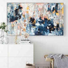 Load image into Gallery viewer, Through The Night - 122x70 cm - Original Painting