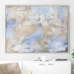 A New Day 2 - 102x76 cm - Original Painting
