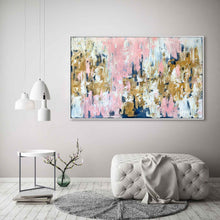 Load image into Gallery viewer, Clouds 3 - 122x76 cm - Original Painting