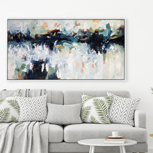 Load image into Gallery viewer, Unknown Yet Familiar - 152x76 cm - Original Painting