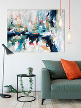 Load image into Gallery viewer, Mirage - 102x76 cm - Original Painting