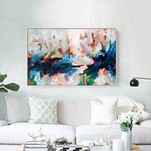 Load image into Gallery viewer, Autumn Leaves 3 - 117x76 cm - Original Painting