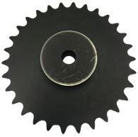 "100B30 30-Tooth, 100 Standard Roller Chain Type B Sprocket (1 1/4"" Pitch) - Froedge Machine & Supply Co., Inc."