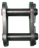 "HKK 100HCL #100H Heavy Roller Chain Connecting Link (1 1/4"" Pitch) - Froedge Machine & Supply Co., Inc."