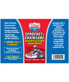 Lucas Sprocket & Chain Lube, 4 Oz