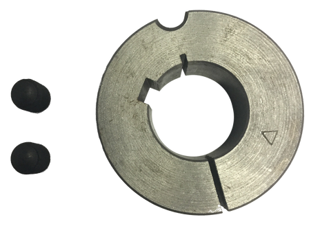 "1610 Taper Lock Bushing with Finished Bore (1"" Bore) - Froedge Machine & Supply Co., Inc."