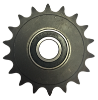 "16B344 18-Tooth, 40 Standard Roller Chain Idler Sprocket (5/8"" Bore)"