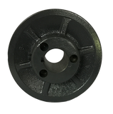 "1VP62X58 1-Groove 4L/5L/A/B/5V Series Variable Pitch Pulley (5/8"" Bore) - Froedge Machine & Supply Co., Inc."