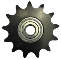 "20601310 13-Tooth, 60 Standard Roller Chain Idler Sprocket (5/8"" Bore)"