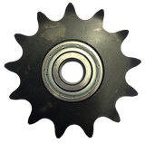 "20601310 13-Tooth, 60 Standard Roller Chain Idler Sprocket (5/8"" Bore) - Froedge Machine & Supply Co., Inc."