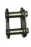 "HKK #25 Standard Rollerless Chain Connecting Link (1/4"" Pitch) - Froedge Machine & Supply Co., Inc."
