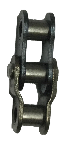 "#25 Standard Rollerless Chain Offset Link (1/4"" Pitch) - Froedge Machine & Supply Co., Inc."