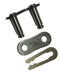 "HKK #35 Standard Rollerless Chain Connecting Link (3/8"" Pitch) - Froedge Machine"