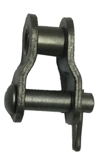 "#35 Standard Rollerless Chain Offset Link (3/8"" Pitch) - Froedge Machine"