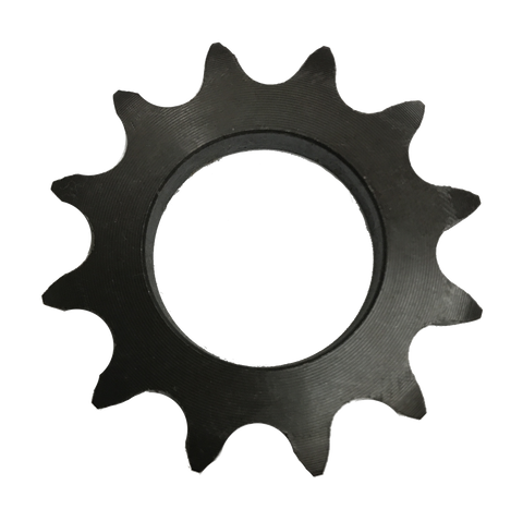 "4012V 12-Tooth, 40 Standard Roller Chain V-Series Hub Sprocket (1/2"" Pitch) - Froedge Machine & Supply Co., Inc."