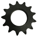 "4013V 13-Tooth, 40 Standard Roller Chain V-Series Hub Sprocket (1/2"" Pitch) - Froedge Machine & Supply Co., Inc."