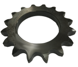 "4016W 16-Tooth, 40 Standard Roller Chain W-Series Hub Sprocket (1/2"" Pitch) - Froedge Machine & Supply Co., Inc."
