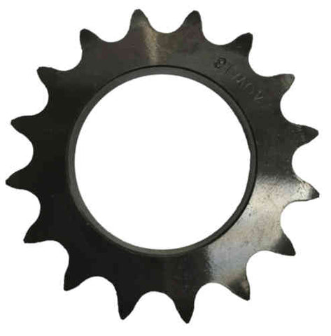 "4016W 16-Tooth, 40 Standard Roller Chain W-Series Hub Sprocket (1/2"" Pitch)"