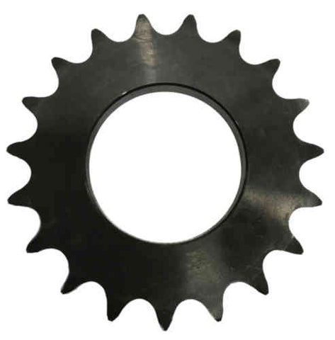 "4019W 19-Tooth, 40 Standard Roller Chain W-Series Hub Sprocket (1/2"" Pitch)"