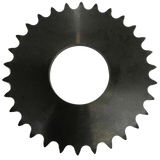 "4030X 30-Tooth, 40 Standard Roller Chain X-Series Hub Sprocket (1/2"" Pitch) - Froedge Machine & Supply Co., Inc."
