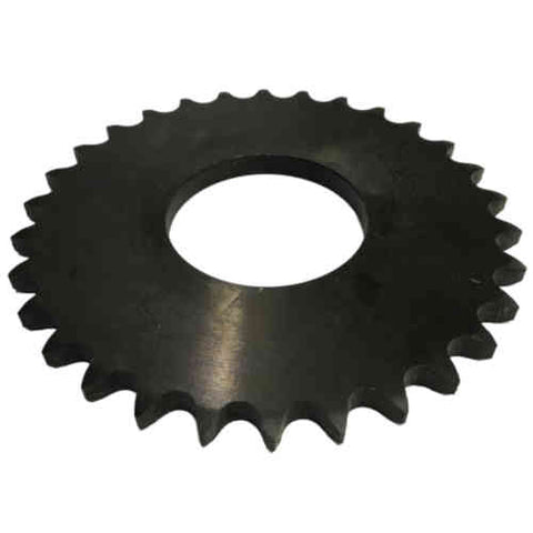 "4030X 30-Tooth, 40 Standard Roller Chain X-Series Hub Sprocket (1/2"" Pitch)"