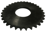 "4032X 32-Tooth, 40 Standard Roller Chain X-Series Hub Sprocket (1/2"" Pitch) - Froedge Machine & Supply Co., Inc."