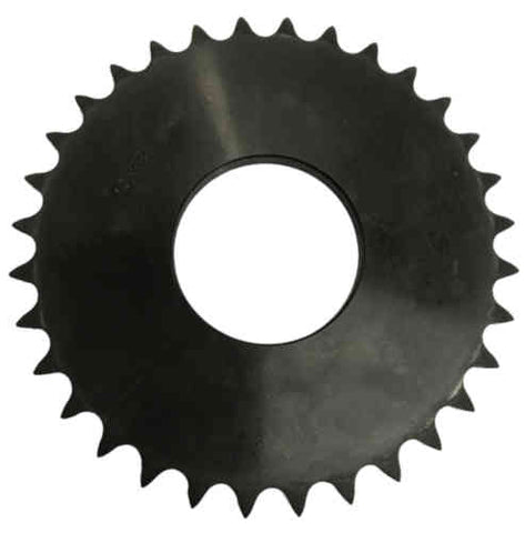 "4032X 32-Tooth, 40 Standard Roller Chain X-Series Hub Sprocket (1/2"" Pitch)"