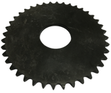 "4040X 40-Tooth, 40 Standard Roller Chain X-Series Hub Sprocket (1/2"" Pitch) - Froedge Machine & Supply Co., Inc."