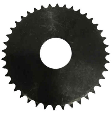 "4040X 40-Tooth, 40 Standard Roller Chain X-Series Hub Sprocket (1/2"" Pitch)"