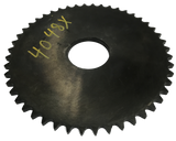 "4048X 48-Tooth, 40 Standard Roller Chain X-Series Hub Sprocket (1/2"" Pitch) - Froedge Machine & Supply Co., Inc."