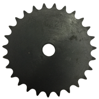 "40A27 27-Tooth, 40 Standard Roller Chain Type A Sprocket (1/2"" Pitch)"
