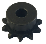 "40B11 11-Tooth, 40 Standard Roller Chain Type B Sprocket (1/2"" Pitch) - Froedge Machine & Supply Co., Inc."