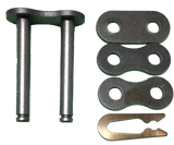"HKK 2-Strand #50 Standard Roller Chain Connecting Link (5/8"" Pitch) - Froedge Machine & Supply Co., Inc."