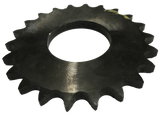 "5022X 22-Tooth, 50 Standard Roller Chain X-Series Hub Sprocket (5/8"" Pitch) - Froedge Machine & Supply Co., Inc."