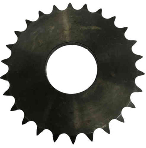 "5026X 26-Tooth, 50 Standard Roller Chain X-Series Hub Sprocket (5/8"" Pitch)"
