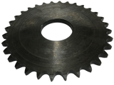 "5032X 32-Tooth, 50 Standard Roller Chain X-Series Hub Sprocket (5/8"" Pitch) - Froedge Machine & Supply Co., Inc."