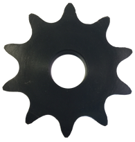 "50A10 10-Tooth, 50 Standard Roller Chain Type A Sprocket (5/8"" Pitch)"