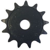 "H50A13 13-Tooth, 50 Standard Roller Chain Type A Sprocket (5/8"" Pitch)"