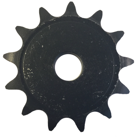 "H50A13 13-Tooth, 50 Standard Roller Chain Type A Sprocket (5/8"" Pitch) - Froedge Machine & Supply Co., Inc."