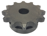 "100B12 12-Tooth, 100 Standard Roller Chain Type B Sprocket (1 1/4"" Pitch) - Froedge Machine & Supply Co., Inc."