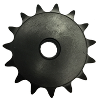 "100B15 15-Tooth, 100 Standard Roller Chain Type B Sprocket (1 1/4"" Pitch) - Froedge Machine & Supply Co., Inc."