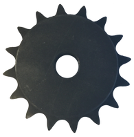"50B16 16-Tooth, 50 Standard Roller Chain Type B Sprocket (5/8"" Pitch) - Froedge Machine & Supply Co., Inc."