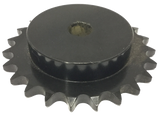 "H100B23 23-Tooth, 100 Standard Roller Chain Type B Sprocket (1 1/4"" Pitch) - Froedge Machine & Supply Co., Inc."
