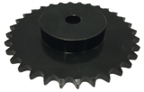 "50B32 32-Tooth, 50 Standard Roller Chain Type B Sprocket (5/8"" Pitch) - Froedge Machine & Supply Co., Inc."