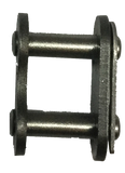 "HKK #50 Standard Roller Chain Connecting Link w/ Q-Type Spring Clip (5/8"" Pitch) - Froedge Machine"