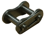 "#50SS Stainless Steel Roller Chain Connecting Link (5/8"" Pitch) - Froedge Machine"